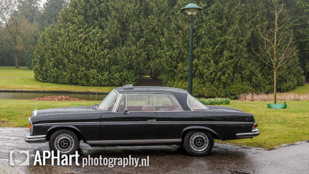 Mercedes W111 220 SE coupe