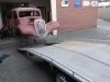 Albert Kip uit Oldenzaal zal de auto gaan spuiten. Hij komt hem halen, wat wij een goede service vinden.