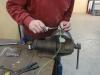 Het maken van de kabelboom.
